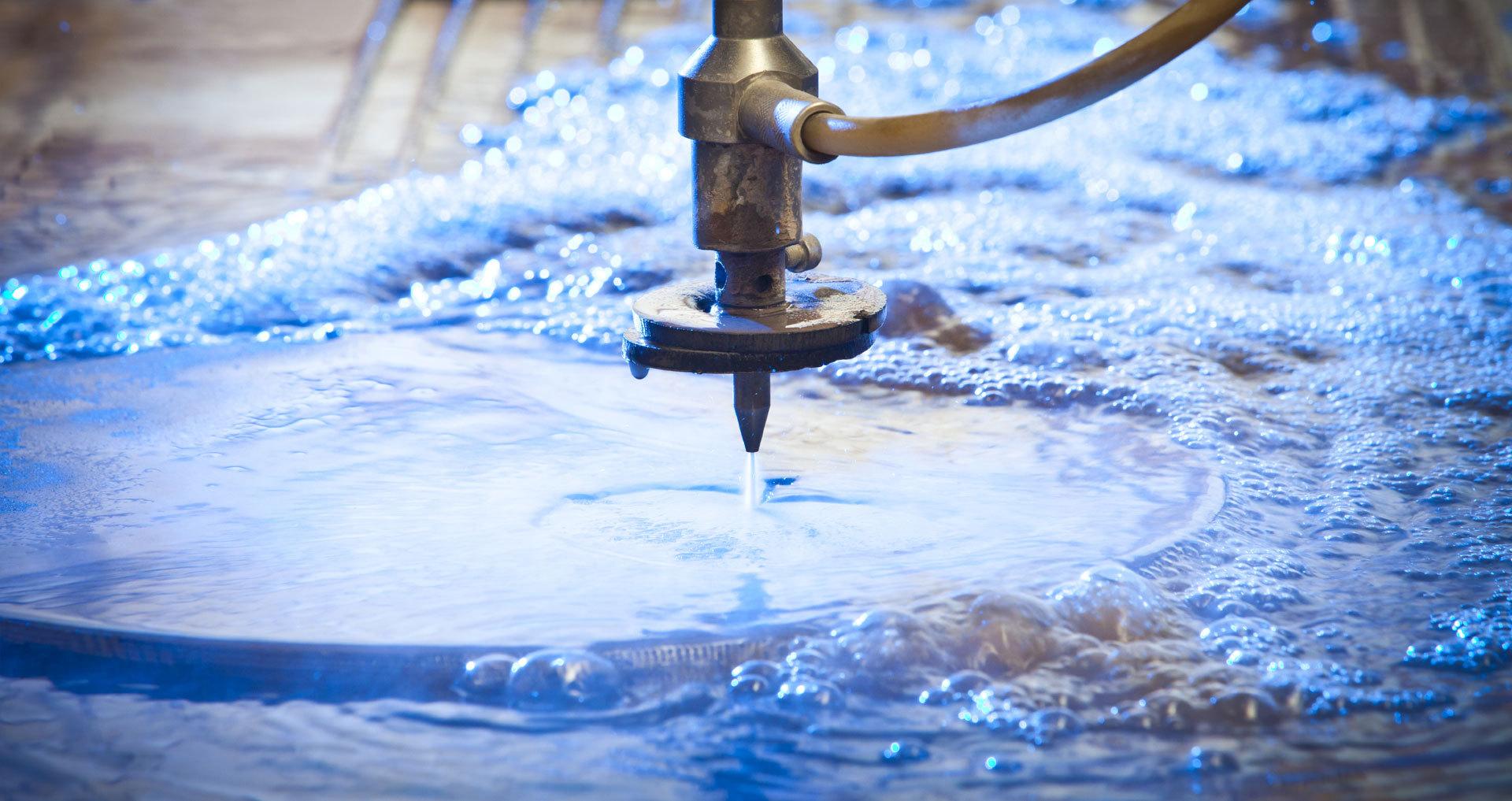 vodný lúč   i-industry