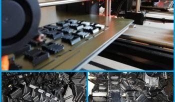 3D Tlač - nízko-sériová výroba