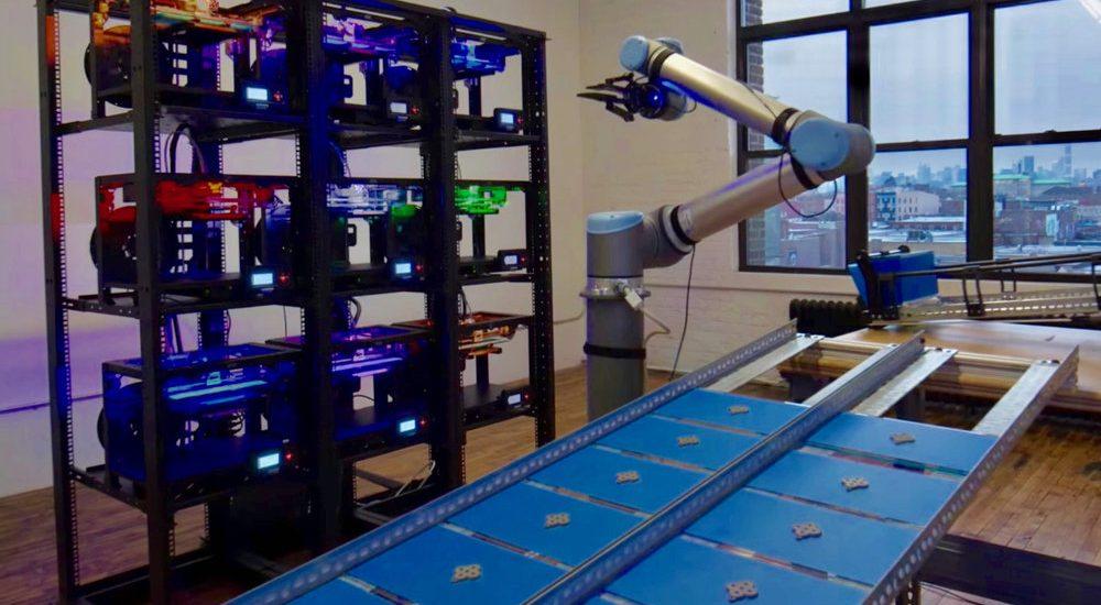 Automatizacia 3D tlace
